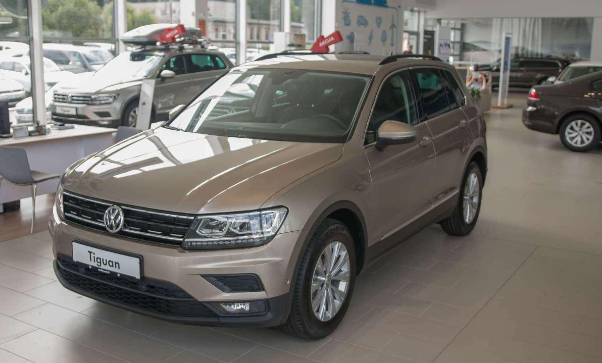 Volkswagen Tiguan 1.4 TSI 150AG DSG