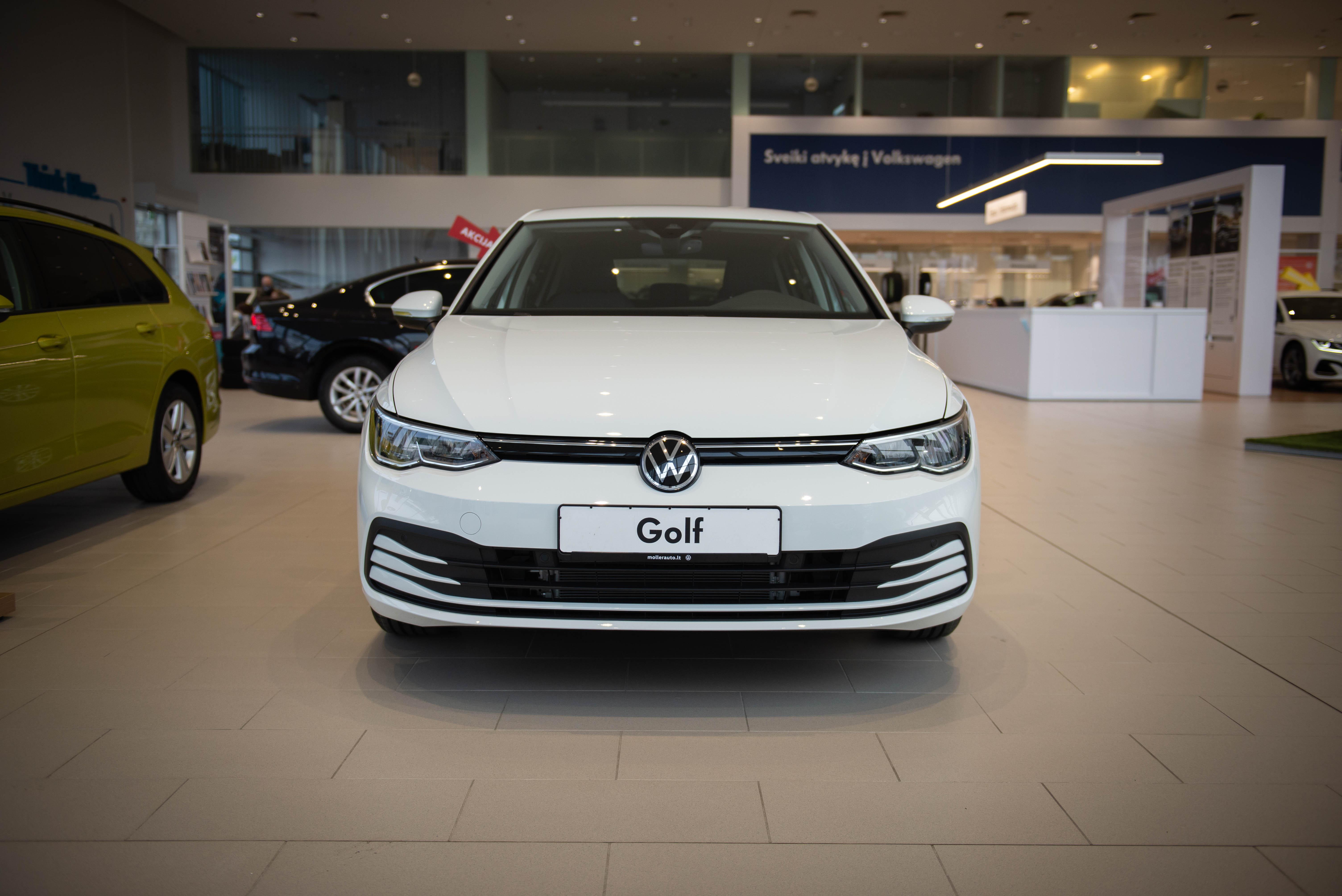 Volkswagen Golf LIFE 1.5 eTSI 150AG DSG