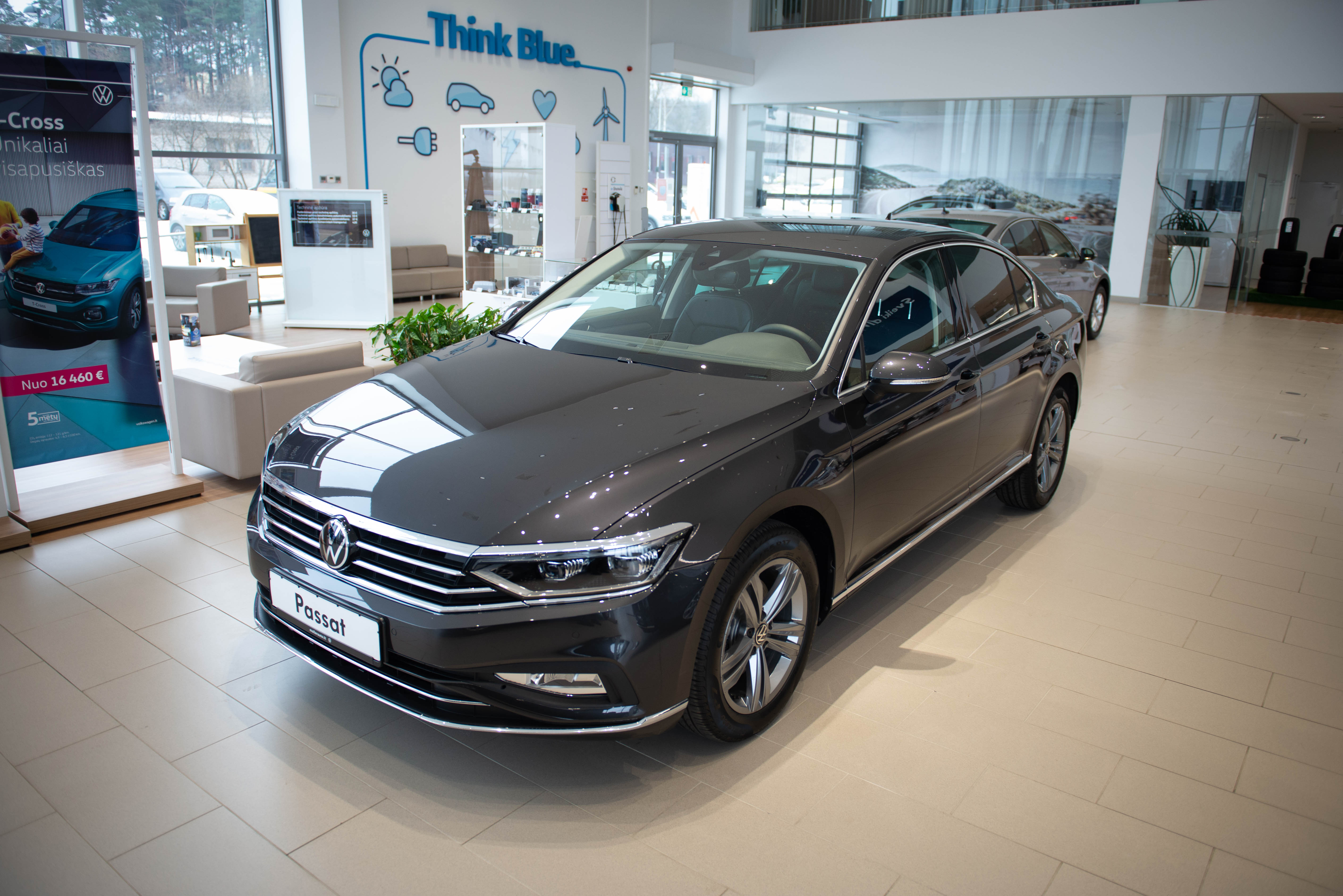 Volkswagen Passat Executive 1.5 TSI 150 AG DSG