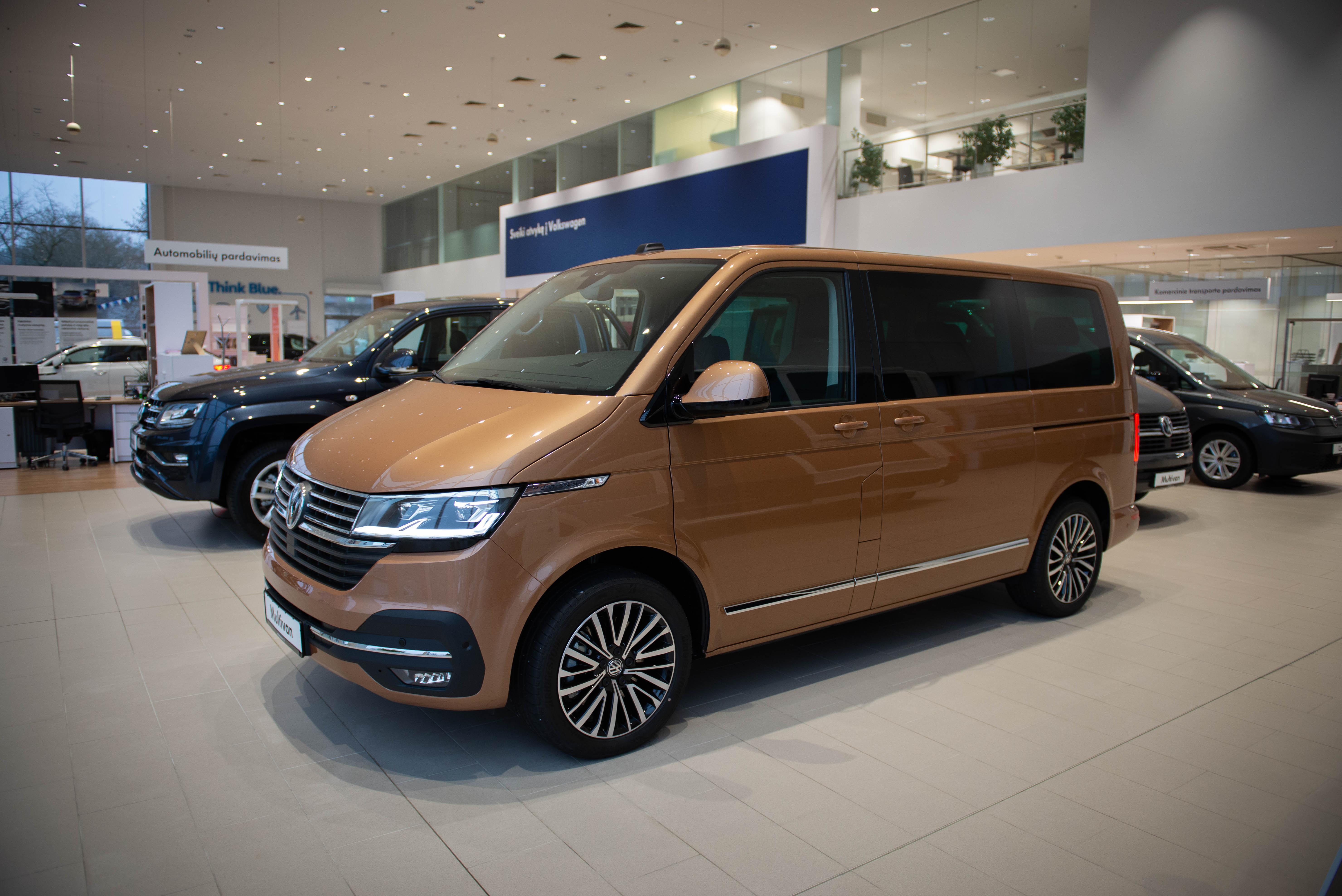 Volkswagen Multivan 6.1 Executive 2.0 TDI 199AG DSG