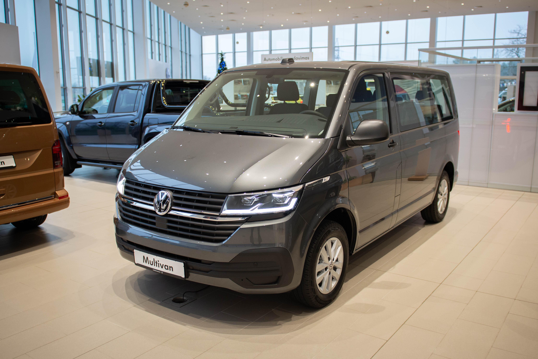 Volkswagen Multivan 6.1 Trendline 2.0 TDI 150AG DSG