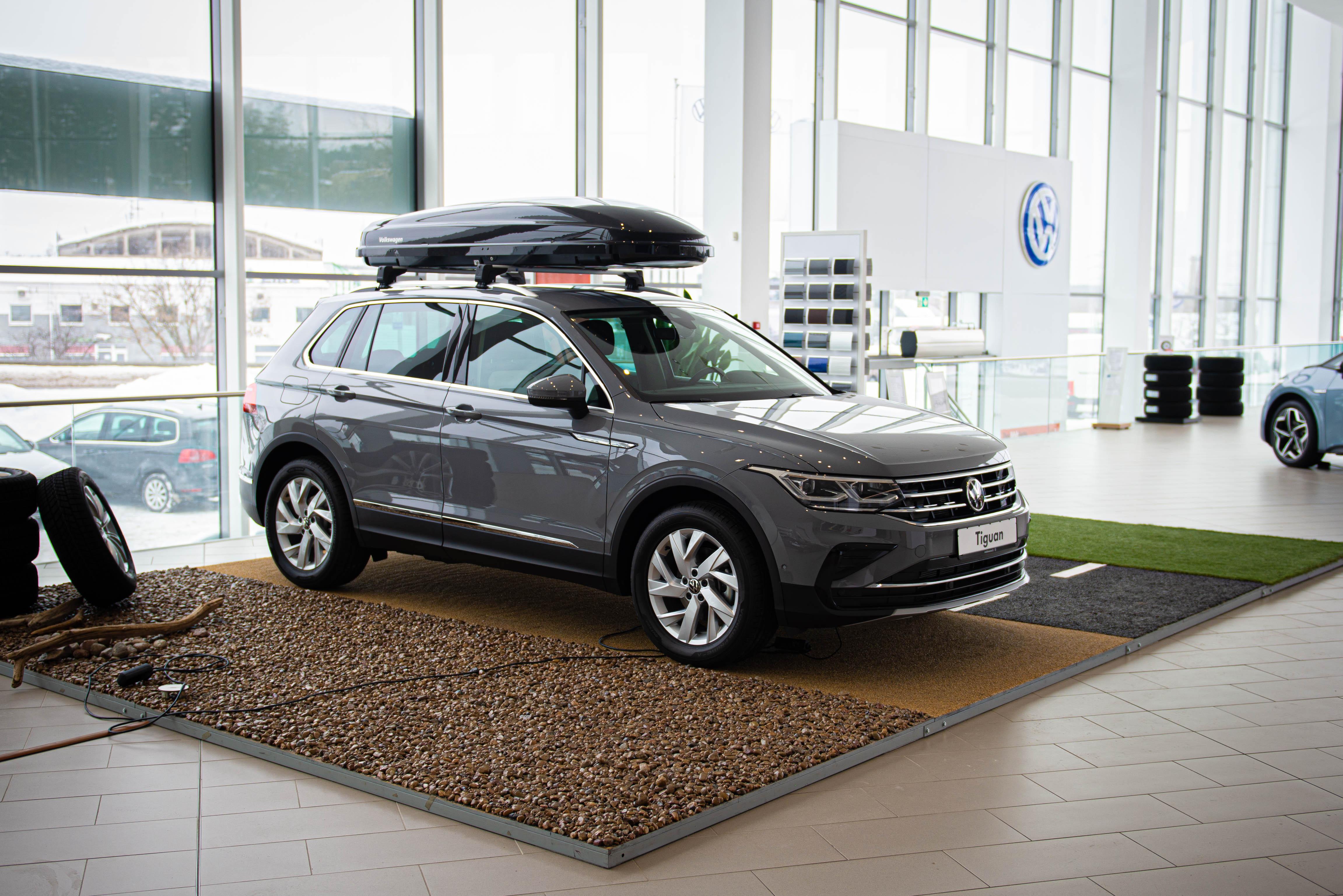 Volkswagen Tiguan Elegance 1.5 TSI 150AG DSG