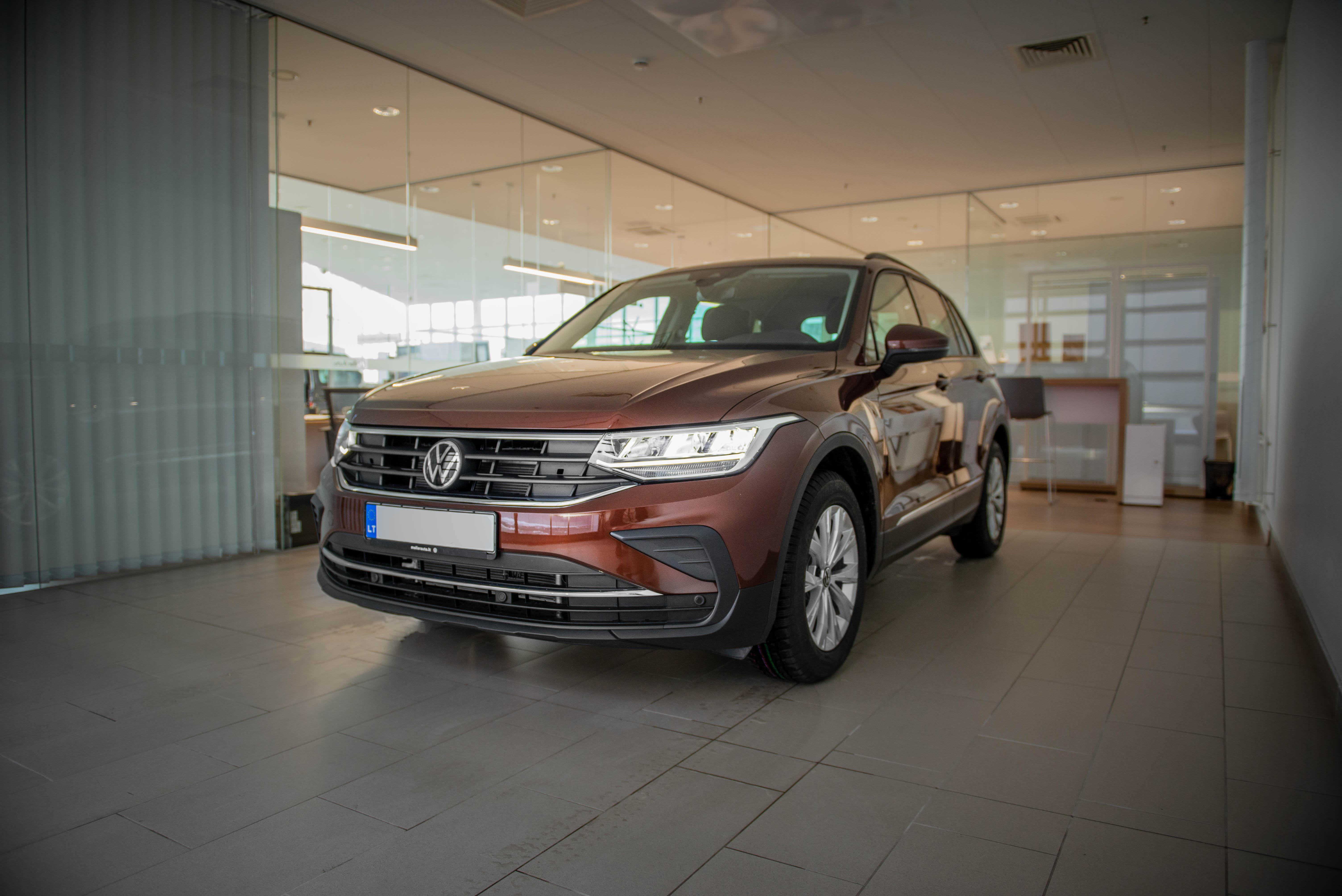 Volkswagen Tiguan Life 1.5 TSI 150AG DSG