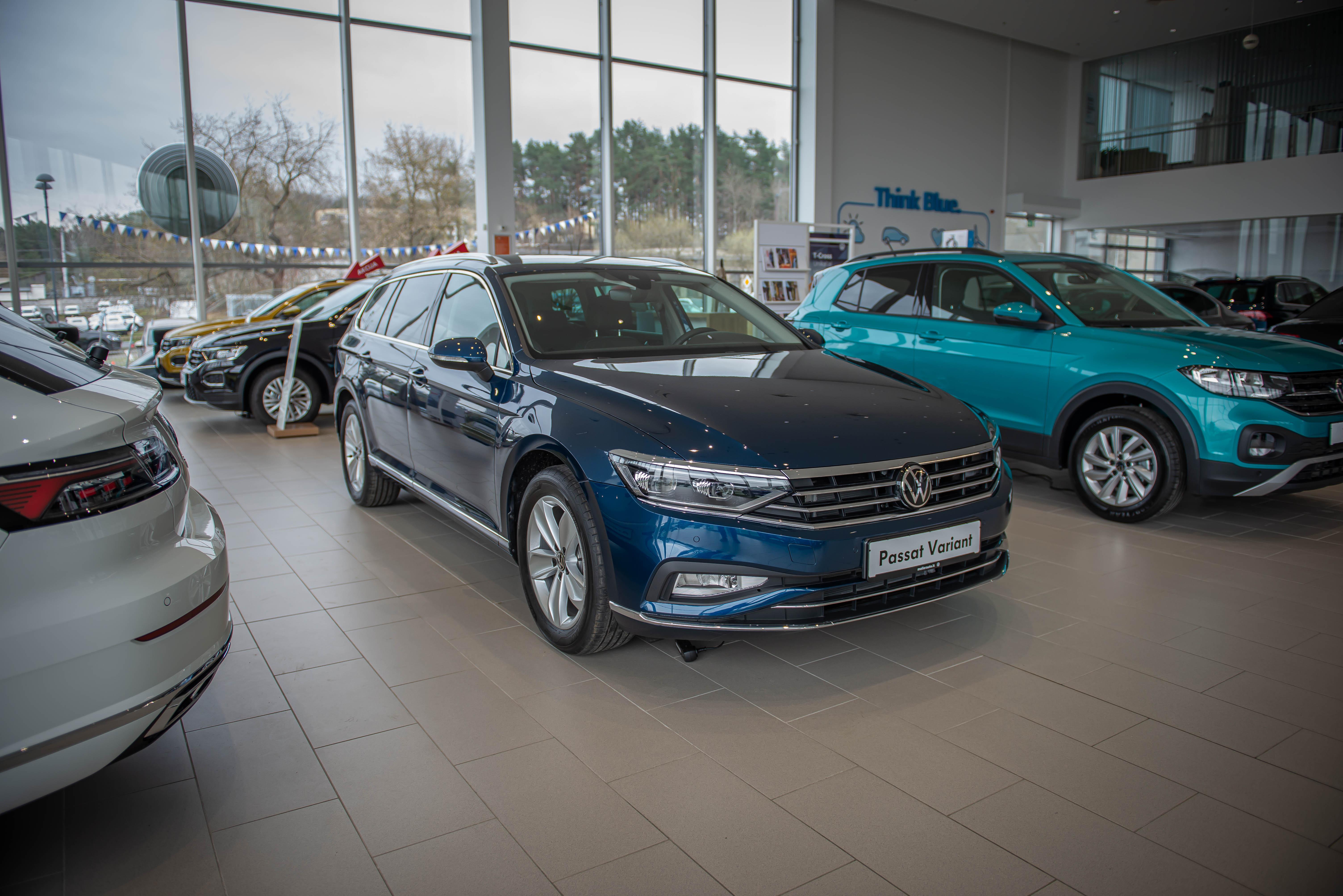 Volkswagen Passat Variant Executive 1.5 TSI 150 AG DSG