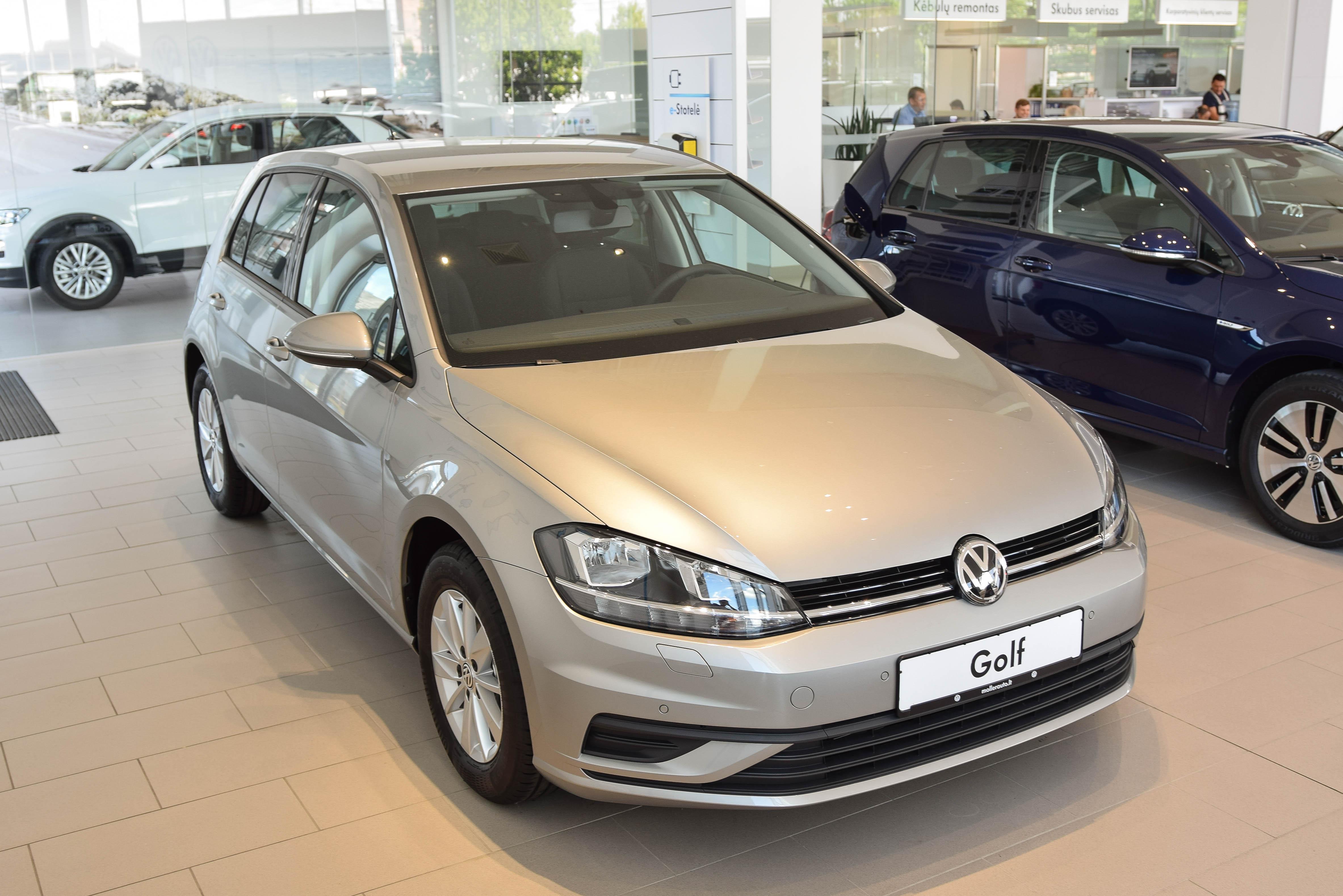 Volkswagen Golf Hatchback 1.6 TDI 115AG MAN5