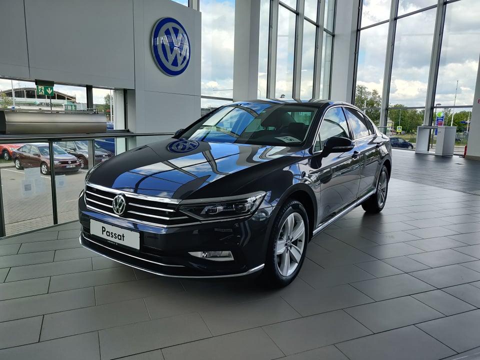 Volkswagen Passat Executive 2.0 TSI 190AG (Facelift)