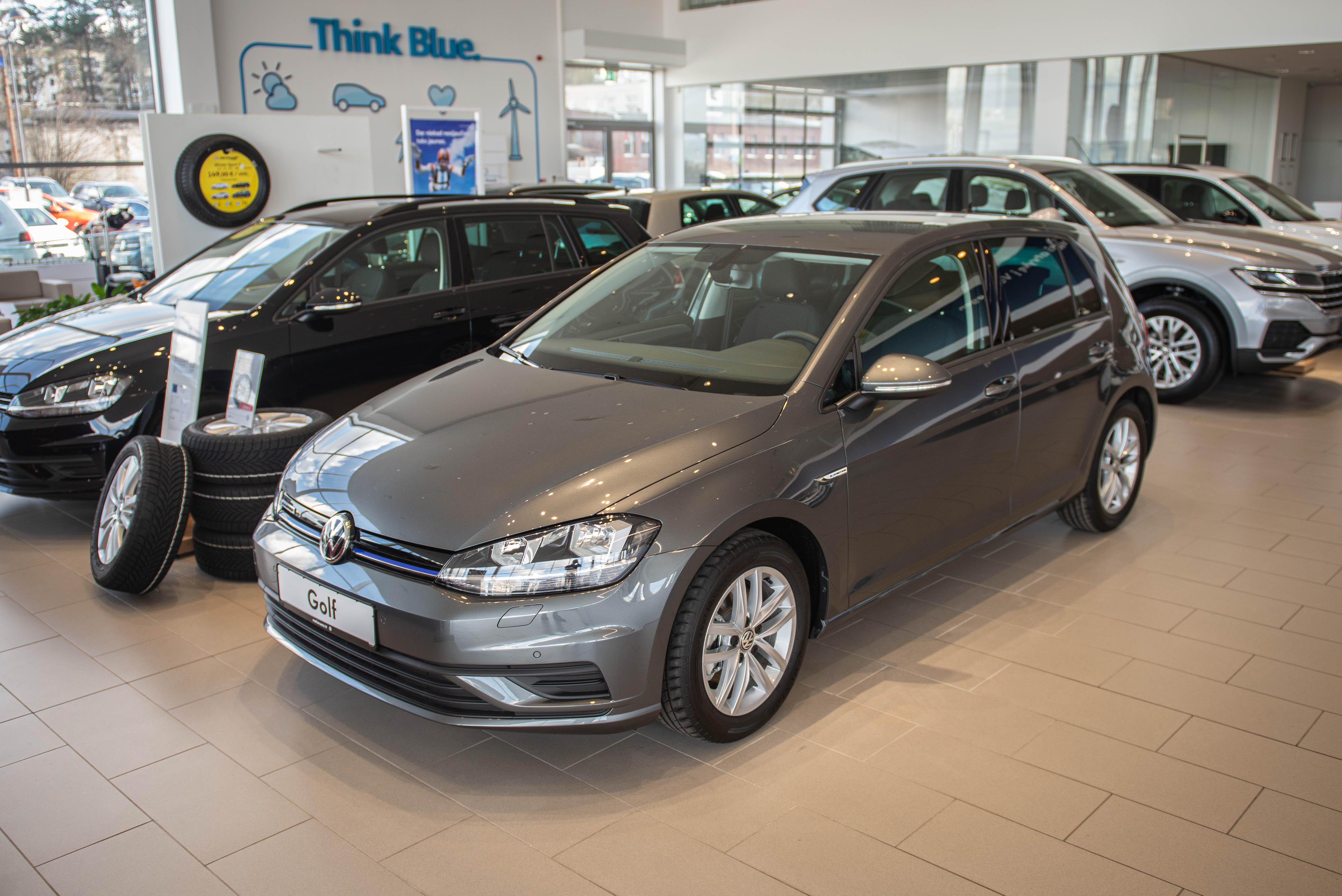 Volkswagen Golf 1.5 TSI 130AG DSG
