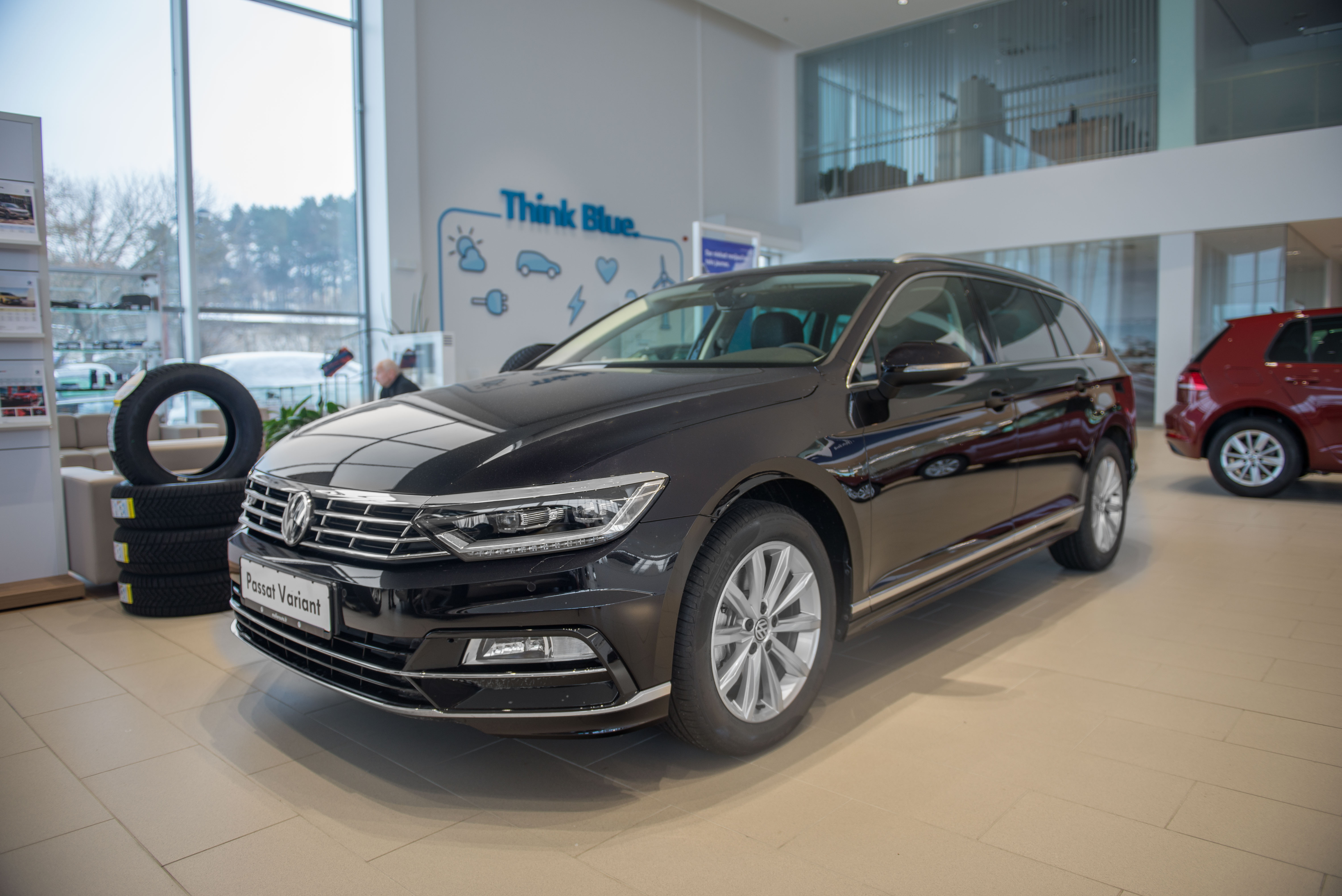 Volkswagen Passat Variant Highline 1.5 TSI 150AG DSG