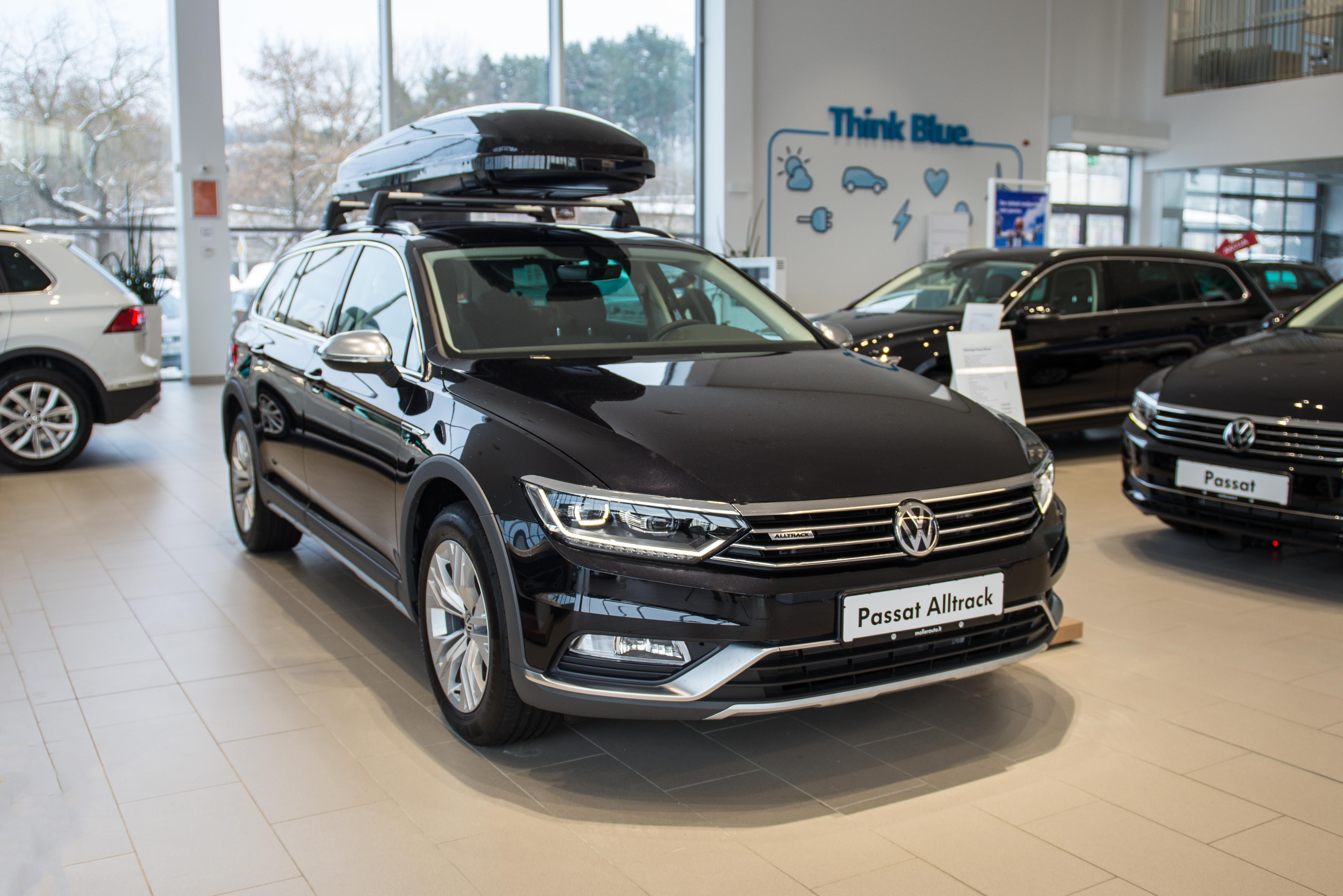 Volkswagen Passat Alltrack 2.0 TSI 220AG DSG 4Motion