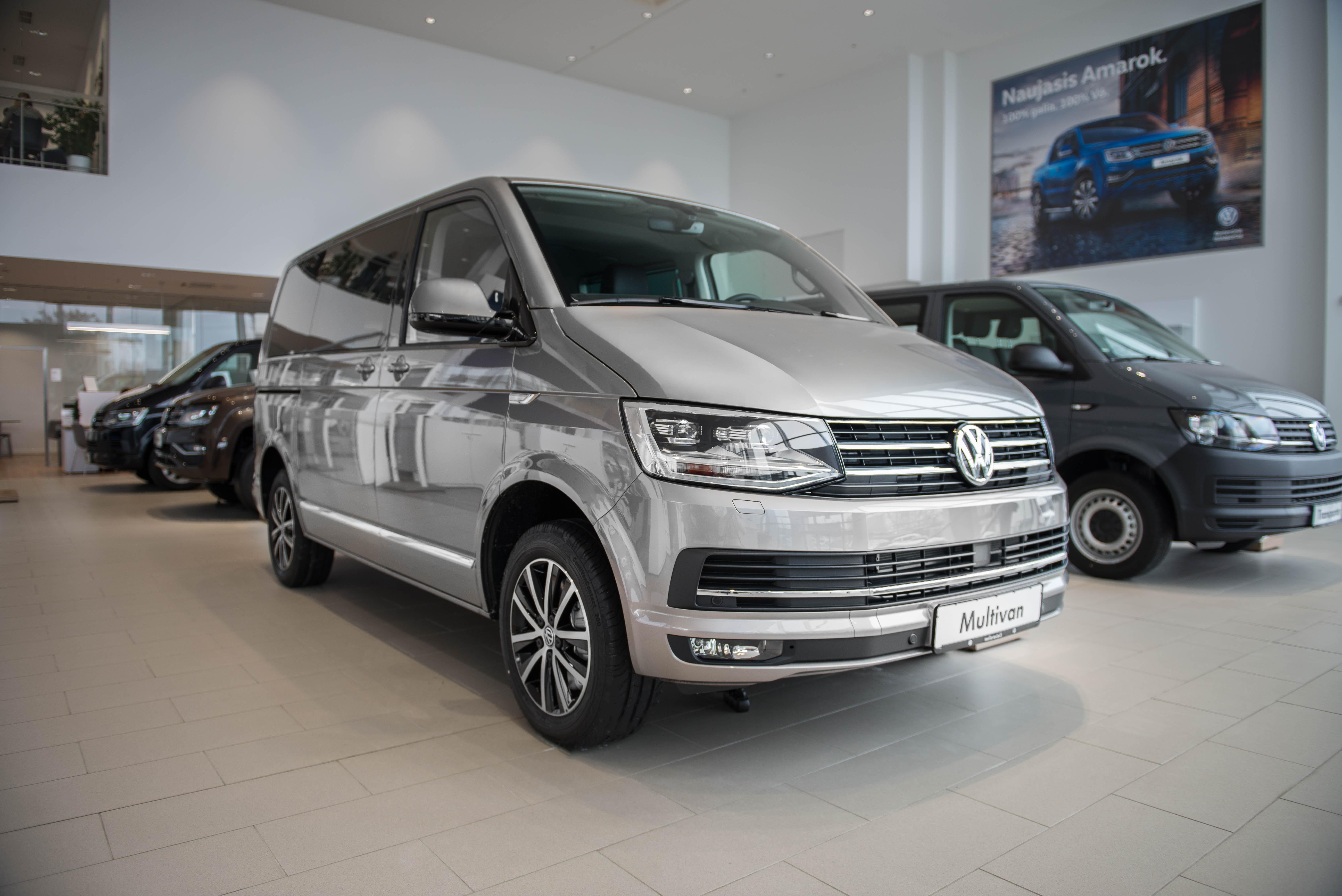 Volkswagen Multivan Executive 2.0 TDI 199AG DSG