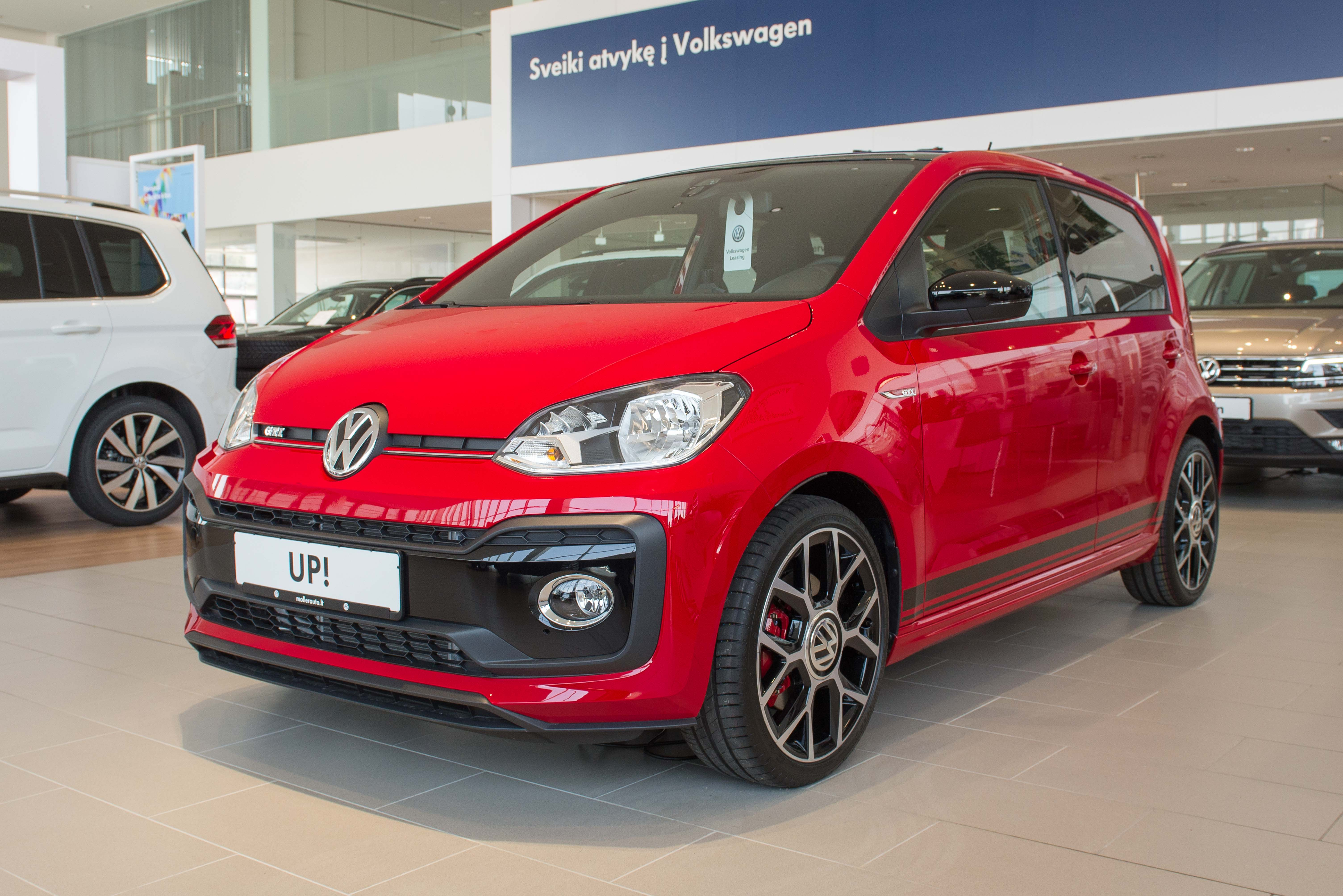 Volkswagen Up! GTI 1.0TSI 115AG 6MAN