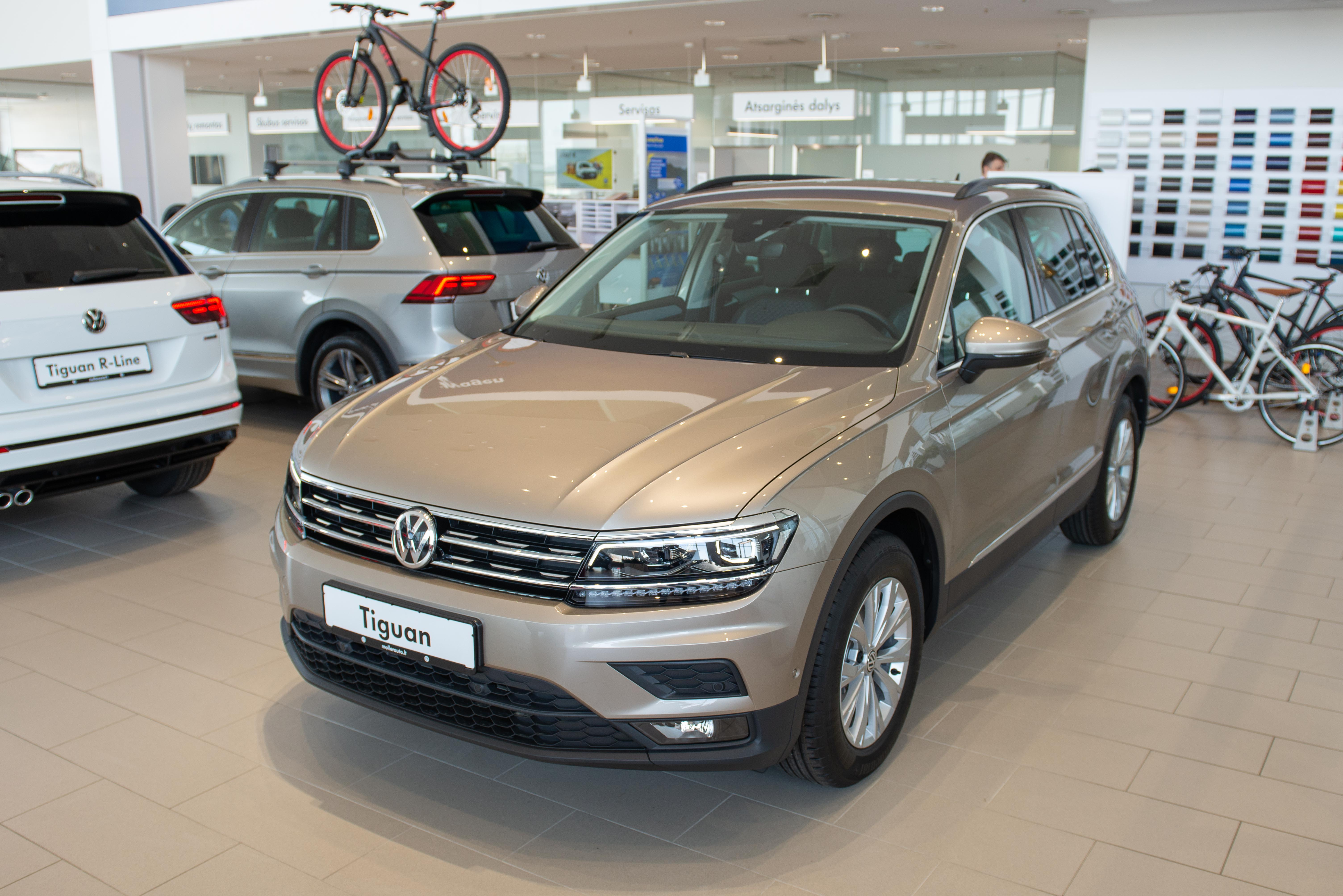 Volkswagen Tiguan Comfortline 2.0TSI 150AG DSG