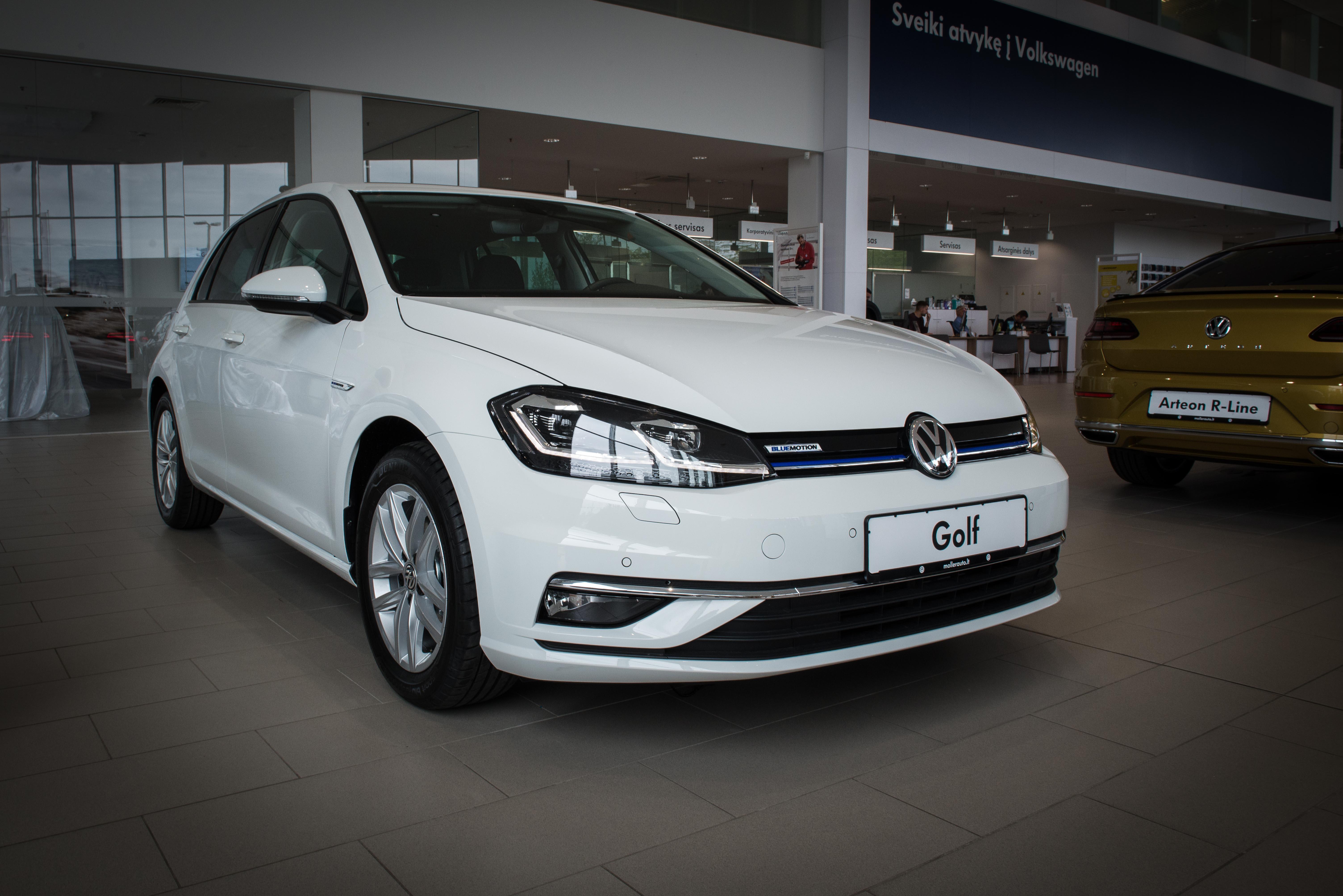 Volkswagen Golf 45th Anniversary Premium 1.5 TSI 130AG DSG