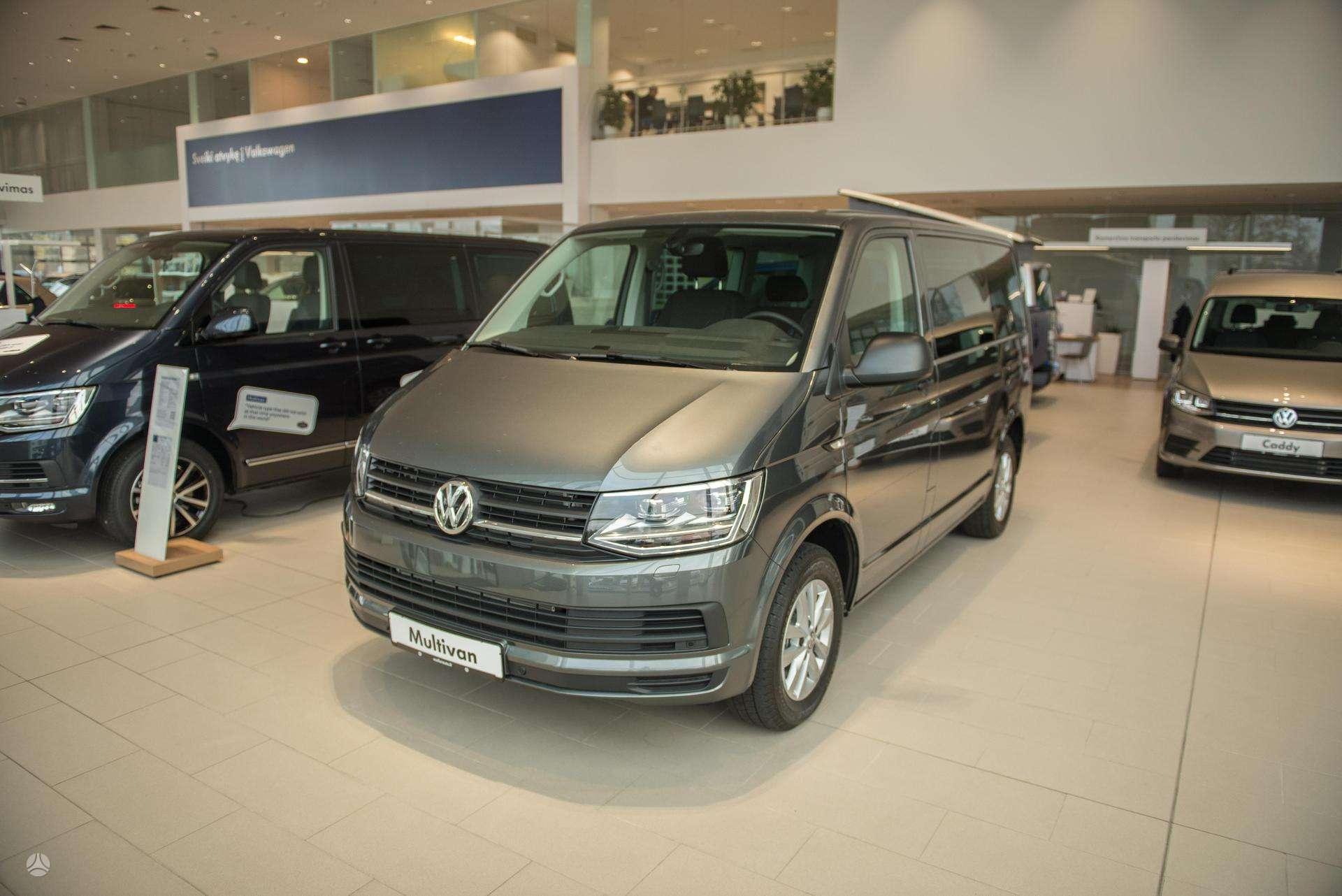 Volkswagen Multivan Family 2.0 TDI 150AG DSG
