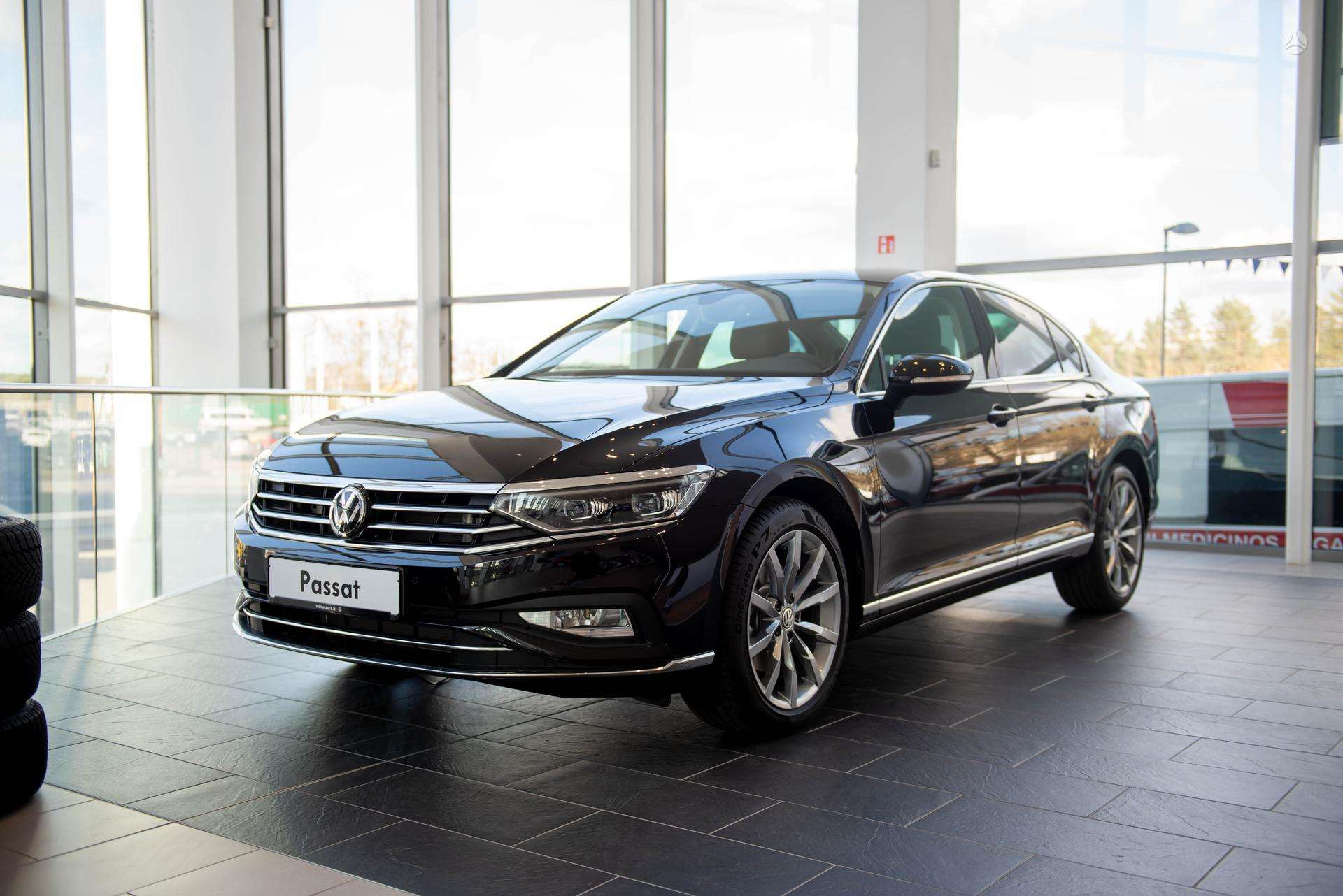 Volkswagen Passat Executive 2.0 TSI 190AG (Facelift)