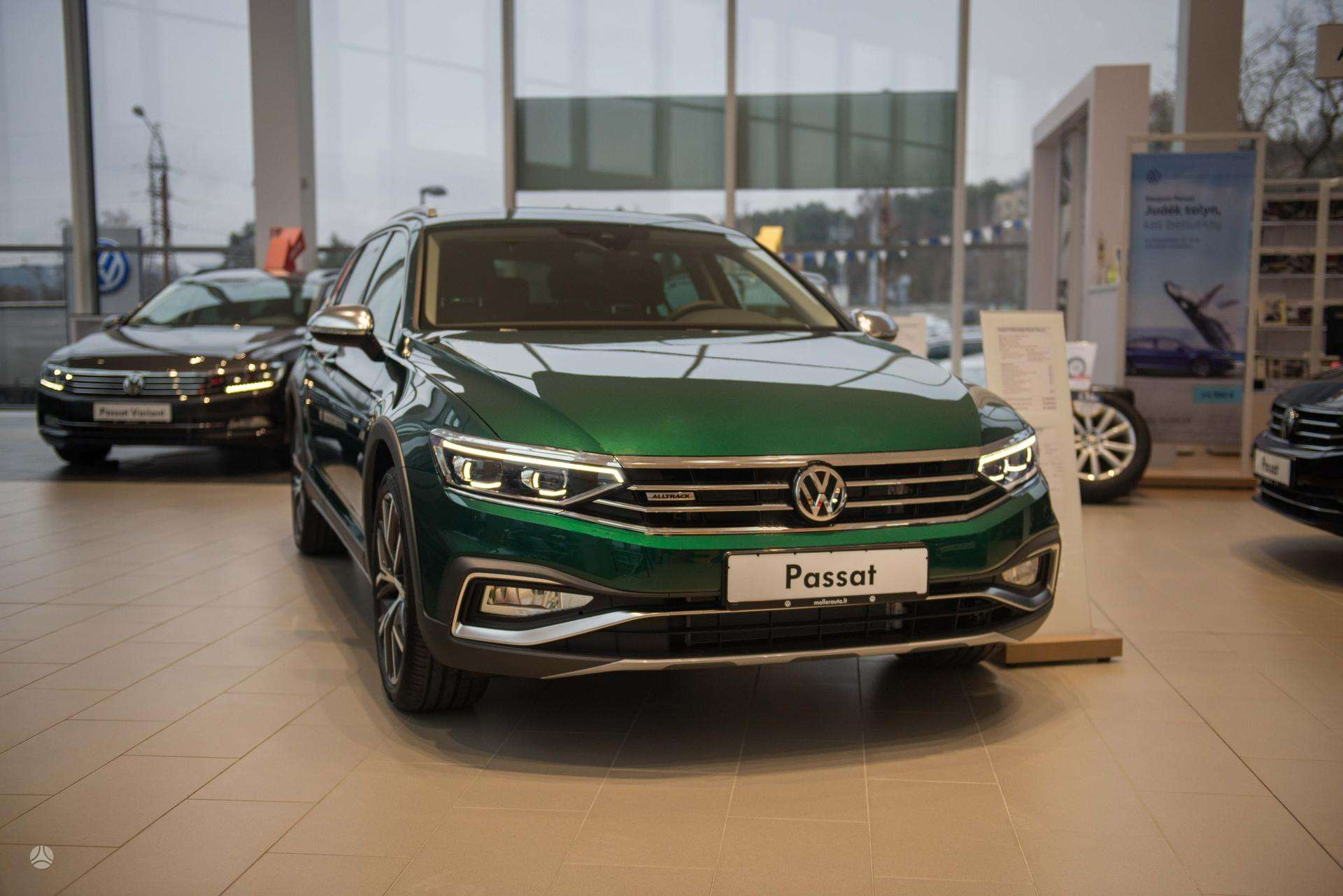 Volkswagen Passat Alltrack 2.0 272AG 4MOTION (Facelift)